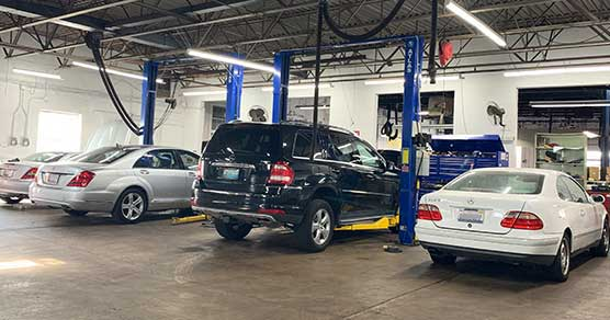 auto body and & auto repair shop in Baltimore